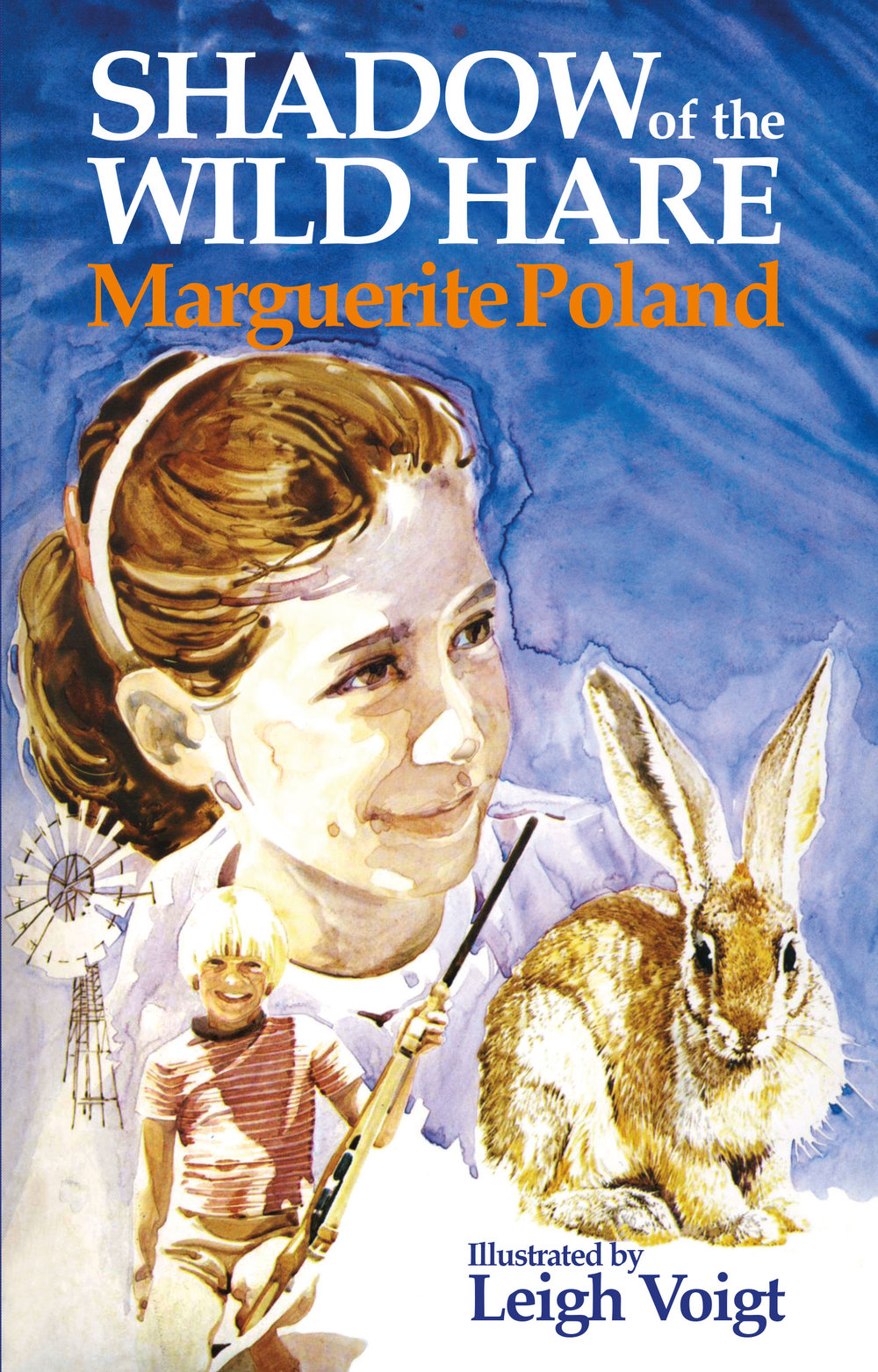 Shadow of the Wild Hare - Marguerite Poland