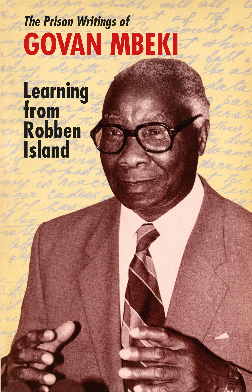 Learning from Robben Island - Govan Mbeki
