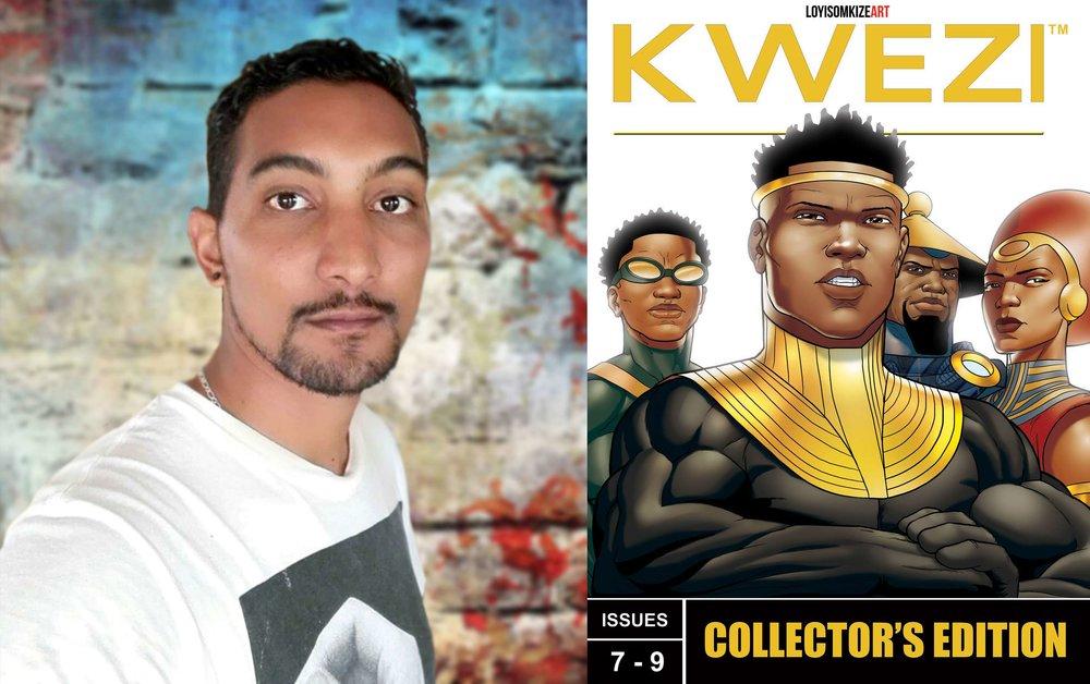 Clyde Beech Kwezi Comics Buy Online New Africa Books