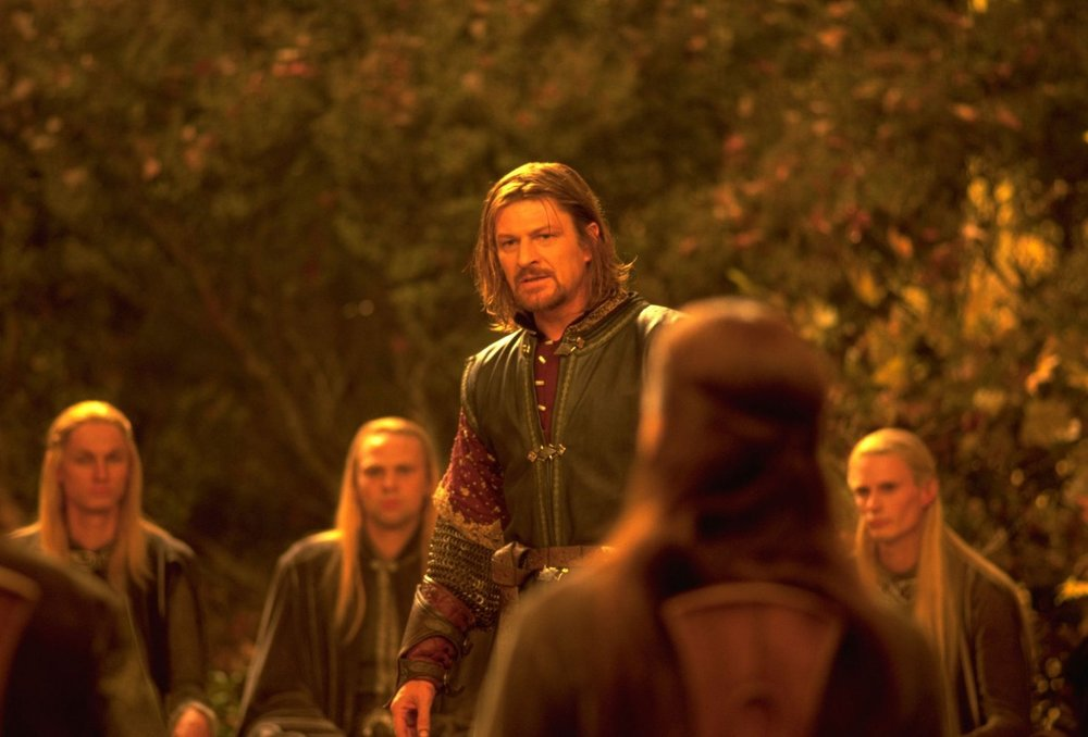 Boromir - You like your men like you like your coffee, and your relationships like the 1950s. You want a hot, strong man who'll keep you on your toes (read: leave you on read for weeks on end).