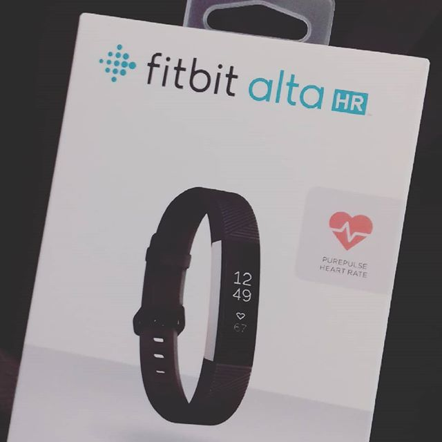 Spontaneous gift from the most generous sis on the planet - can't wait to get my steps on! #fitbit #fit #healthy #steps #sisters #sisterlylove