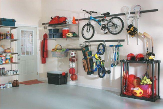 Sports equipment, bikes, toys, hobbys