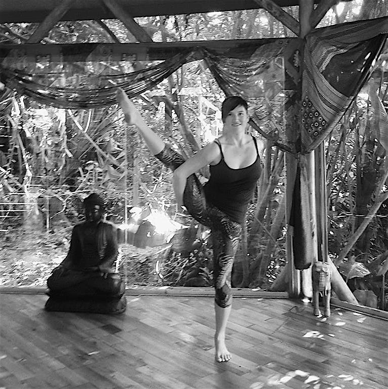 CHARLIZE TOMASELLI - My classes are fun and playful where we mix some intensity with some silliness. I teach Vinyasa, Yin yoga and Alignment based therapy to all levels and ages. I speak English.