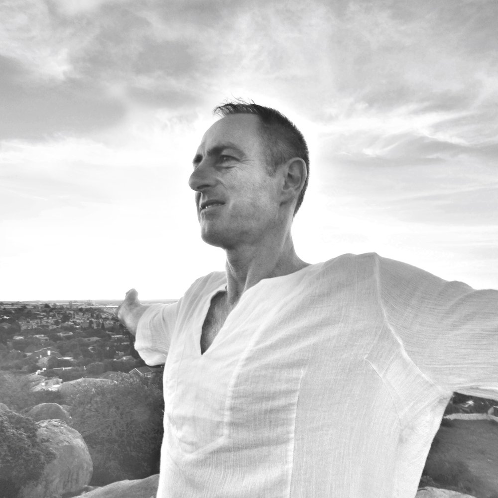 """BRUCE BURGER - My passion for Yoga reflects through compassion-based teaching methods, with emphasis on the Yogi's individual requirements, irrespective of their level of practice, acting as a """"guide"""" for the Yogi on their personal Yoga journey. I teach Jivamukti yoga and meditation to all levels and ages. I speak English."""