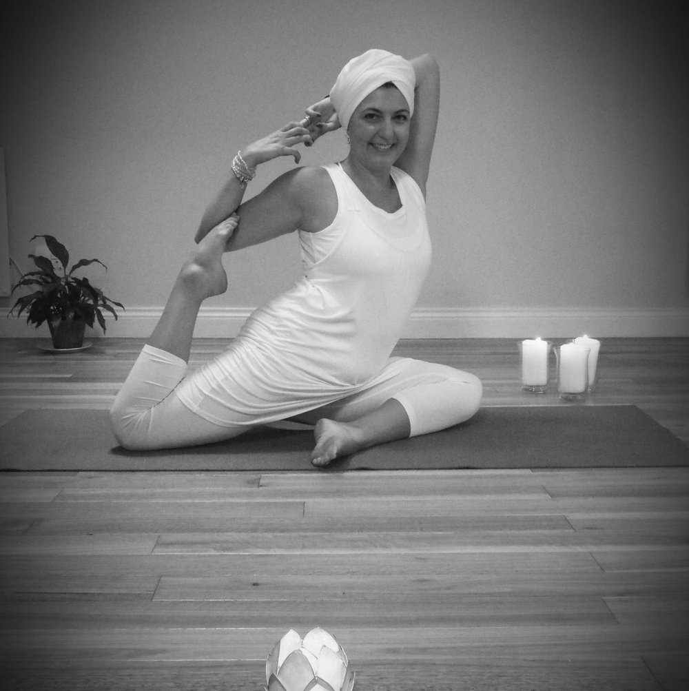 DENISE VAN DEr MERWE - Yoga has been my passion for many years and has carried me through the good times and the bad, as a teacher I am privileged to share the teachings of Kundalini Yoga and to guide my students to take yoga off the mat and out into their lives. I teach Kundalini for adults and kids and Prenatal yoga. I speak English.