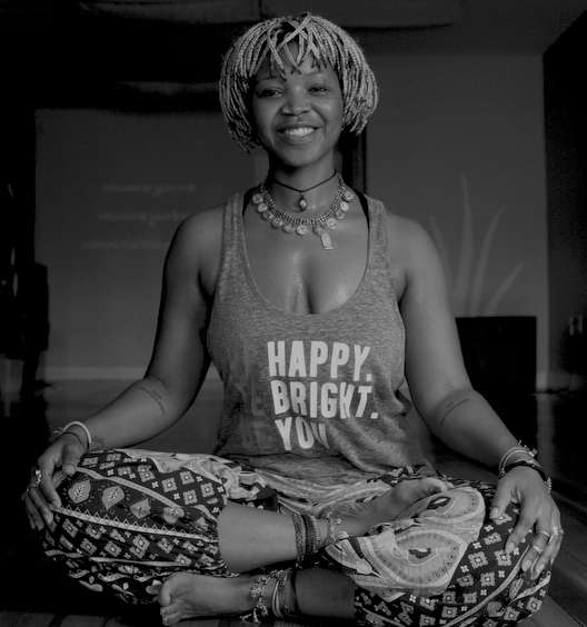 NOSIZWE MJI - Free your hips and the rest will follow! I teach Vinyasa, Power Vinyasa and Hatha Yoga to all levels and ages. I speak English