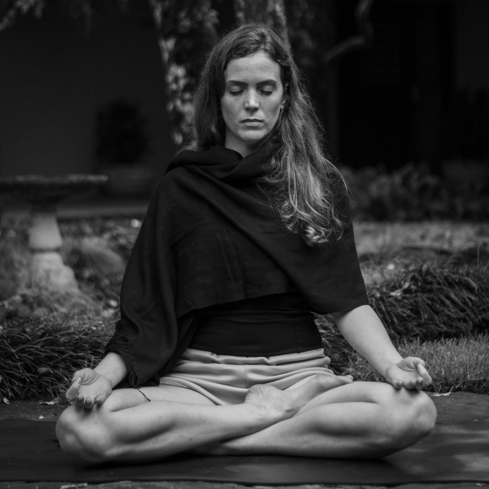 Nina Butler - For me, yoga is a practical daily ritual to restore vitality and maintain mental equilibrium - yoga begins on the mat and spreads into all aspects of a healthy, balanced life.I teach hatha,restorative yoga and mediation to all levels and ages. I speak English.
