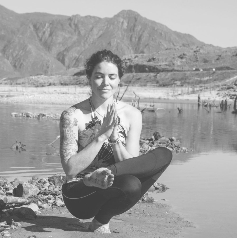 VICTORIA ALBREKTSEN - My love for yoga goes hand in hand with my passion for mindfulness and meditation and I share this mainly through vinyasa and yin yoga classes. I teach Vinyasa, Power yoga, Yin yoga, meditation and mindfulness to all levels. I speak Norwegian and English.