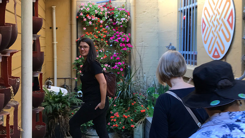 Seascapes to Laneways Walk - Discover Newcastle's best stories and secrets.