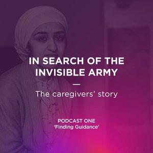 podcast of caregiver's story