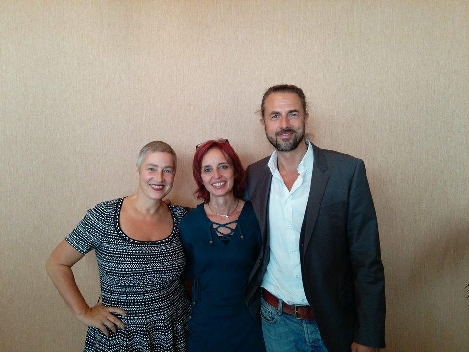 - Andrea & Veit Lindau, Life-Trust/Human-Trust Community, Lehrer seit 2014