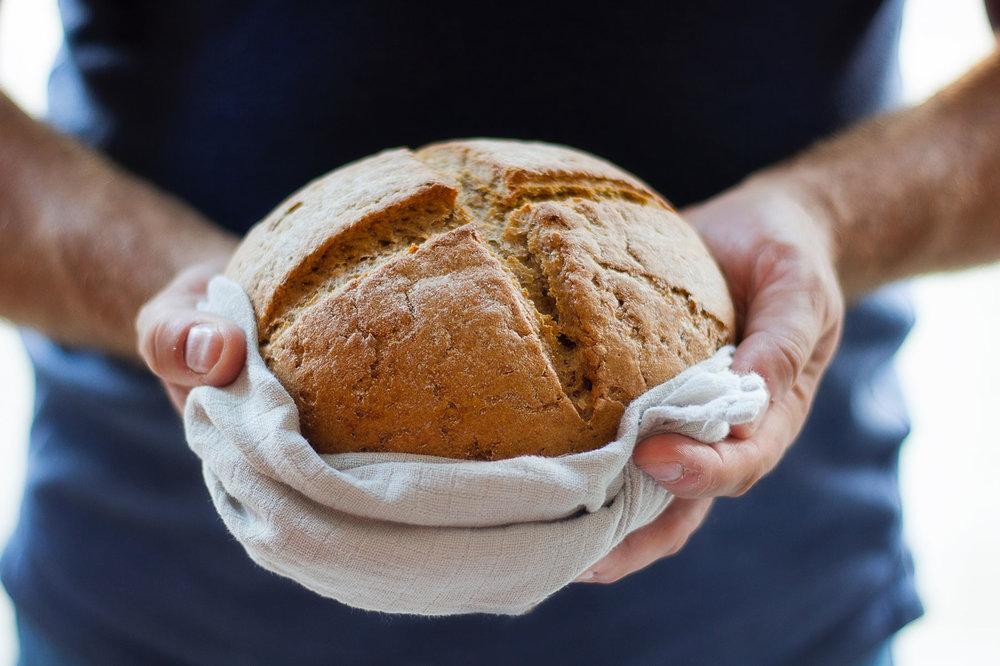 varietà di pane da valorizzare grazie ad un'agenzia di food marketing