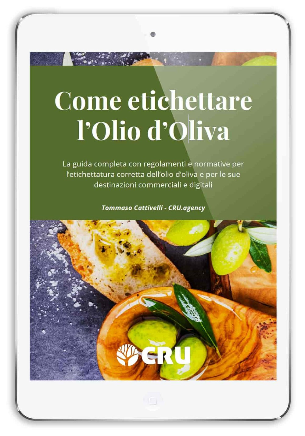 una guida per etichettare bene l'olio d'oliva