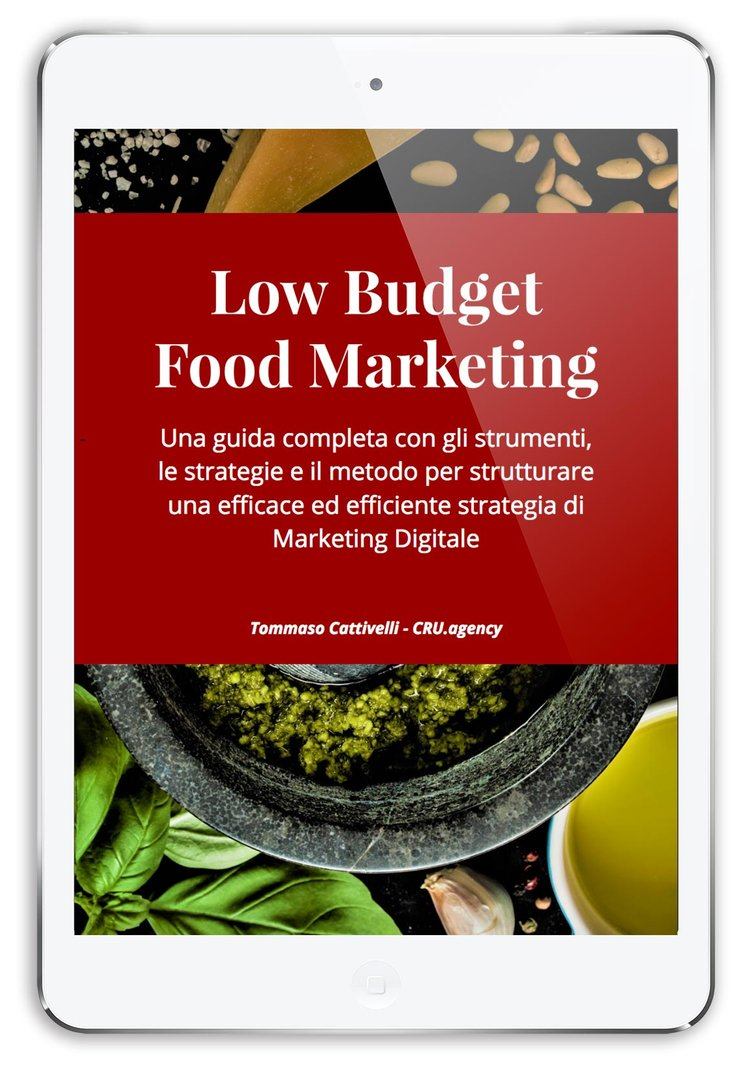 ebook gratis low budget food marketing