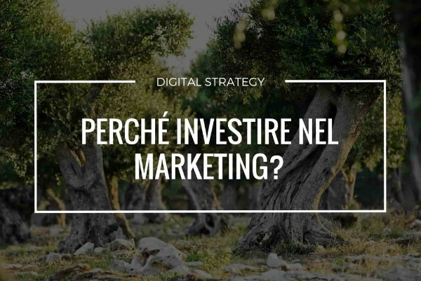 investire nel marketing per aumentare il profitto