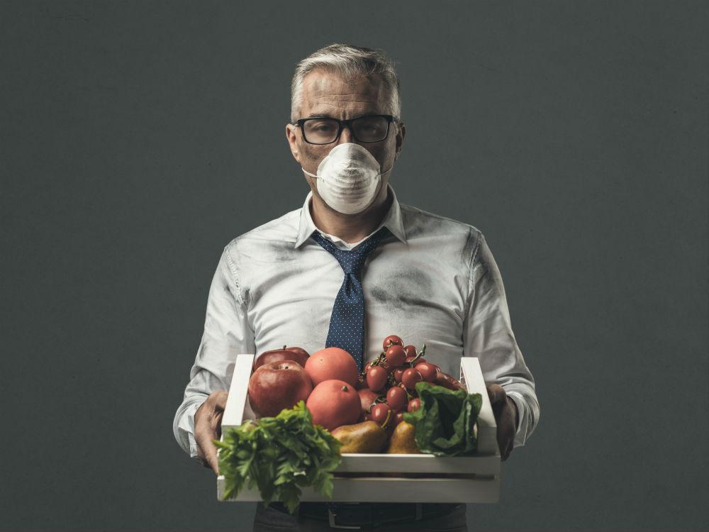la realtà della filiera agroalimentare non tracciata attraverso la blockchain
