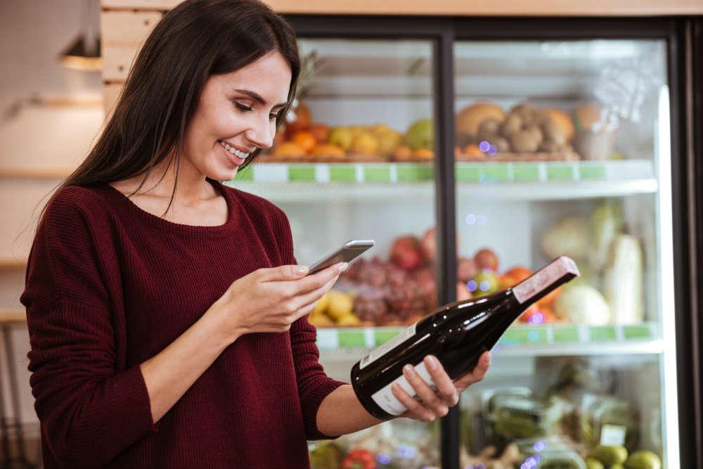 il marketing basato sul rapporto tra utente interessato e azienda di vino