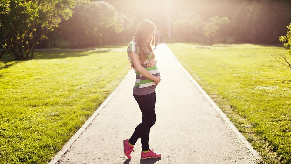 Fig. 2 : Quelles activités pratiquer lorsqu'on est enceinte ?
