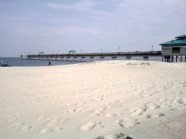 Buckroe Beach, google images