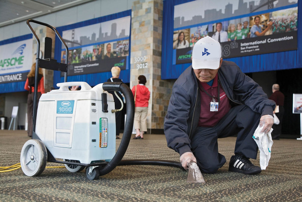 Carpet & Upholstery Cleaning -