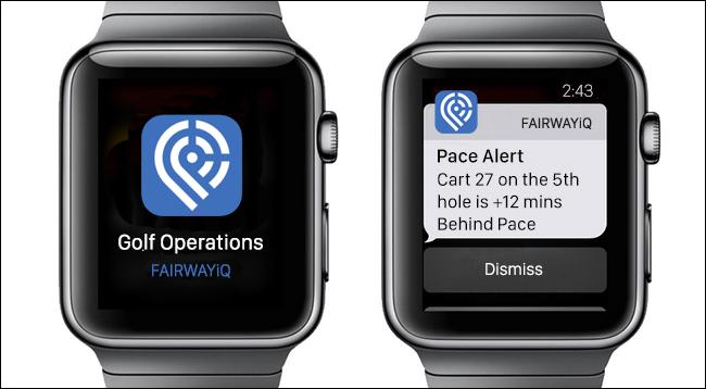 FAIRWAYiQ Apple Watch Pace Message.jpg