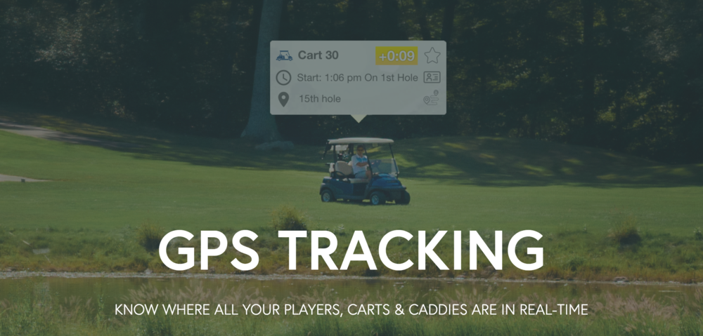 FAIRWAYIQ GPS TRACKING