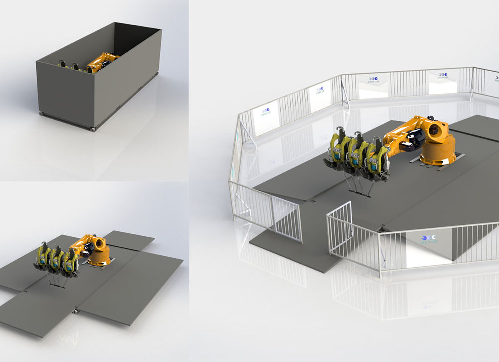 Mobile Container Solution