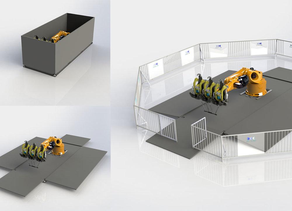 移动集装箱解决方案 - Mobile Container Solution