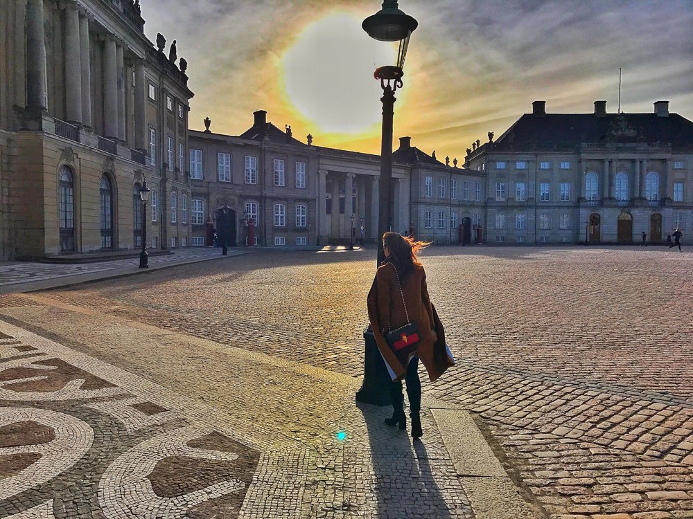 Amalienborg (Palace of Royal Family)
