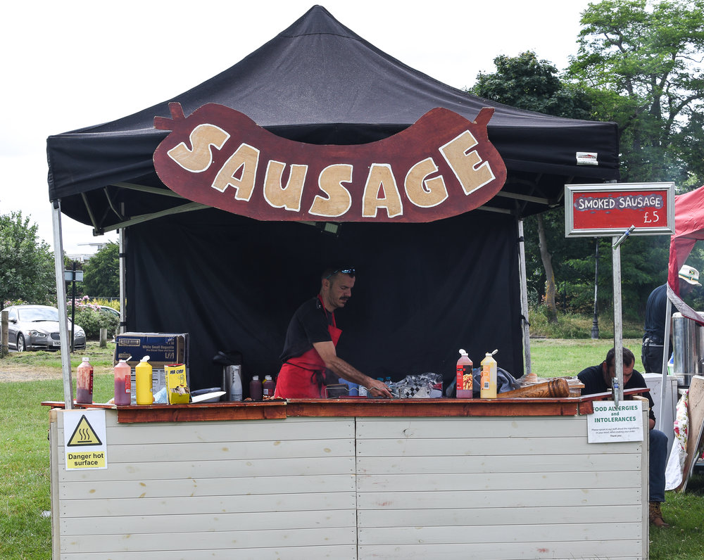 Delicious Sausages for sale!