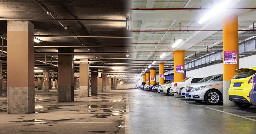 Driv mer trafik till dina parkeringsytor -