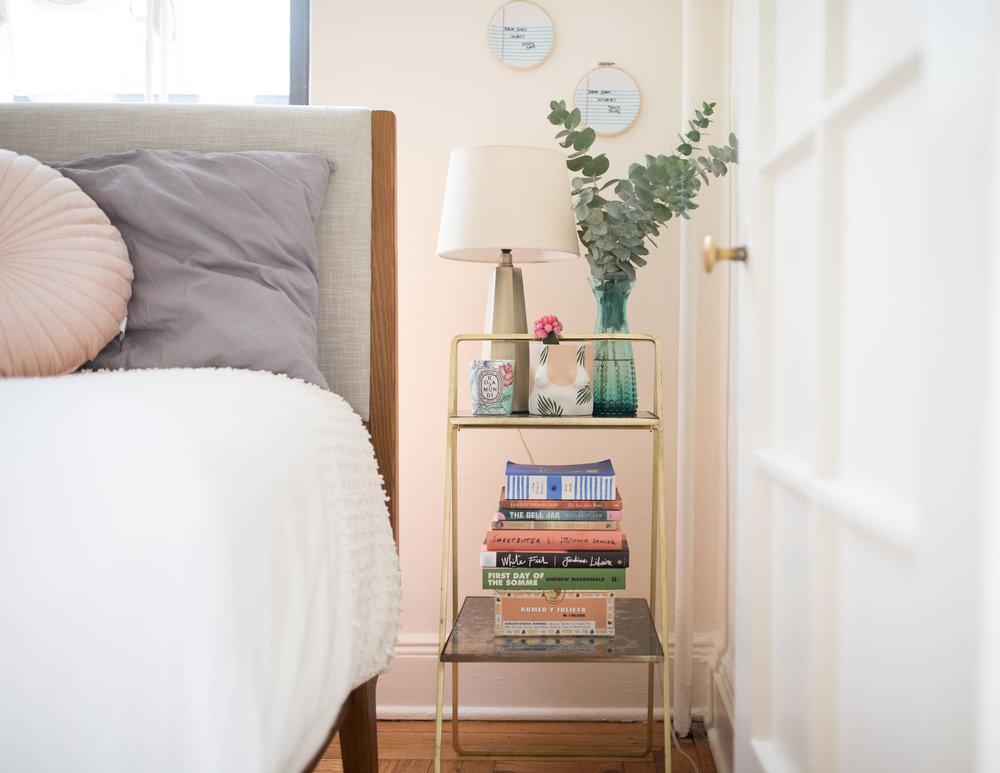 My Bright And Boho Minimalist Bedroom Shop The Look City Shells