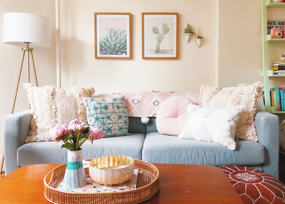 I Get A Lot Of Questions About My Living Room U2013 Which Is Very Flattering U2013  And I Will Say That Even Though It Can Be Very Expensive To Furnish A Whole  ...
