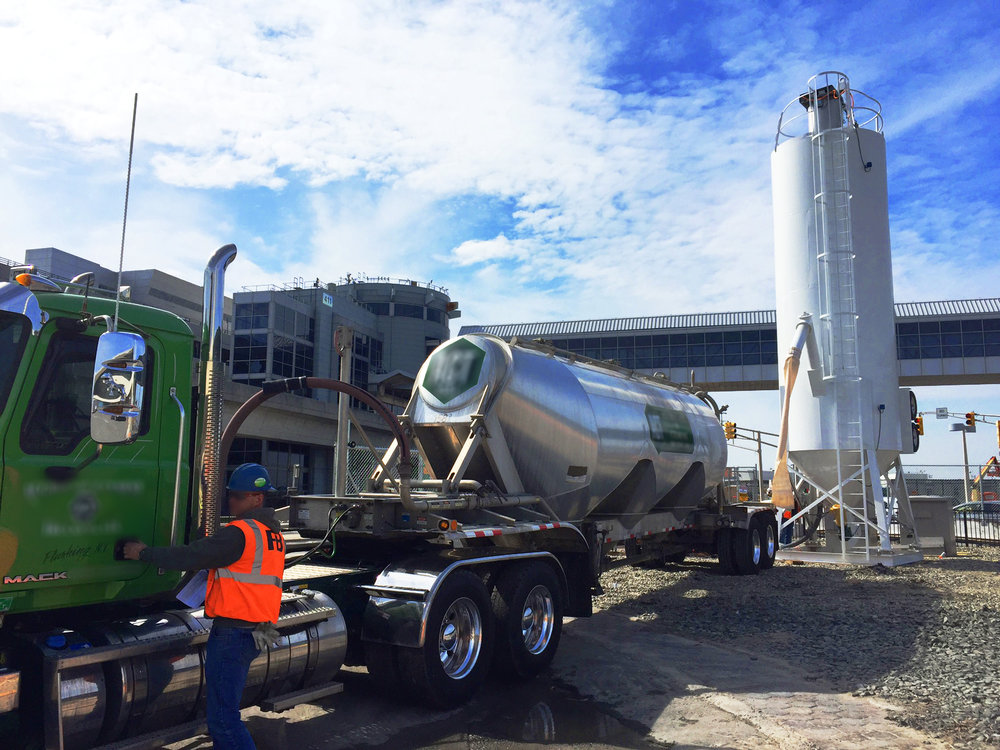 350bbl Portable On the Job. Thanks to our customer for sharing this.