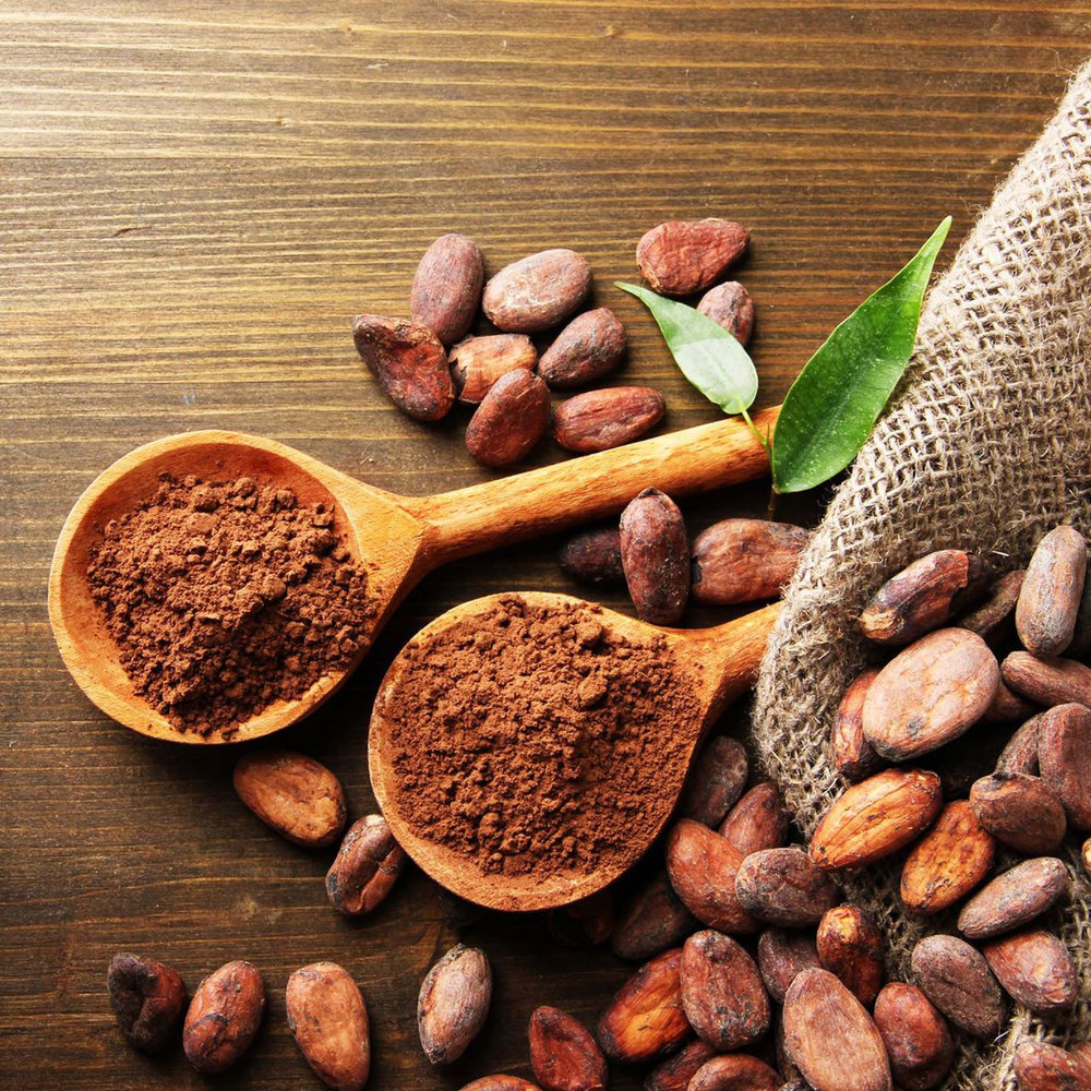 Cacao Fruit Berry Peel ingredients are available in powder forms that can be fine ground to meet any specification requirements.