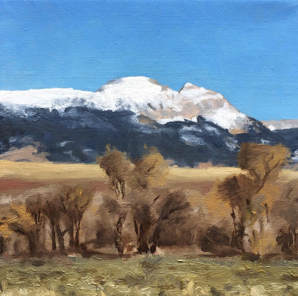 """Sheep mountain"""