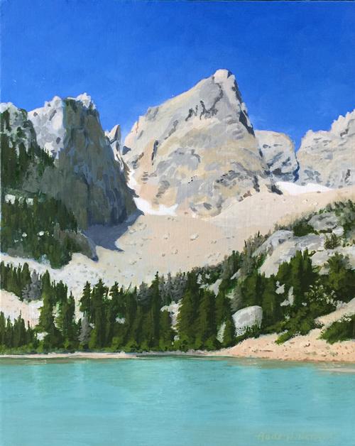 """""""Summer at Delta Lake"""""""
