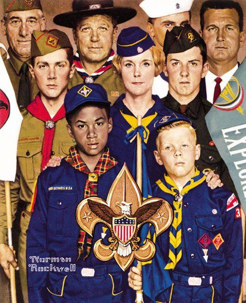 The Scouting Organization is committed to keeping tradition, but is also extremely accepting in its various branches.