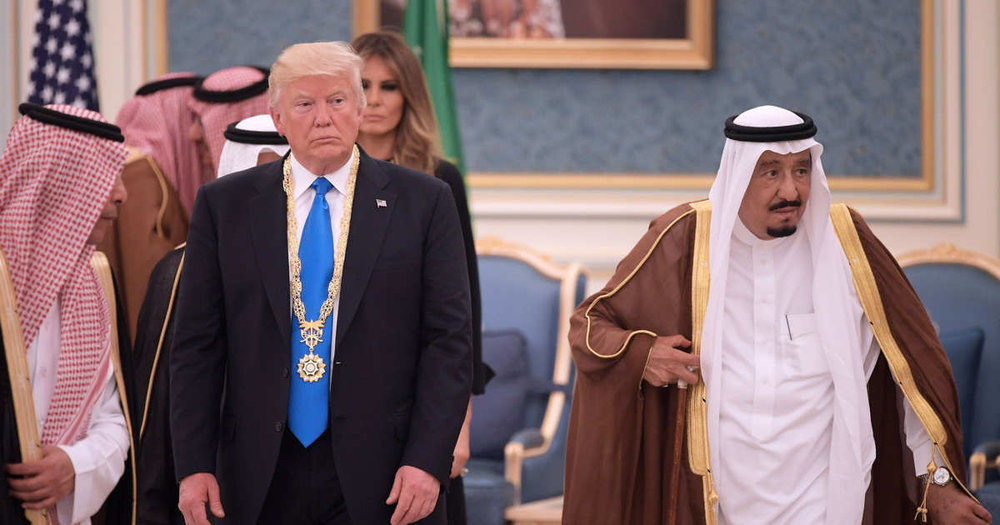 If the we were truly racist bigots, then we would not attempt to solidify relations with one of our closest allies: Saudi Arabia, a Muslim-dominated nation.