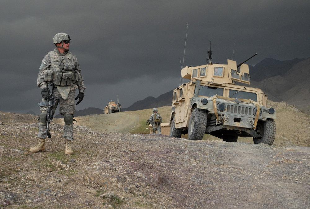 U.S. Army 1st Lt. Larry Baca