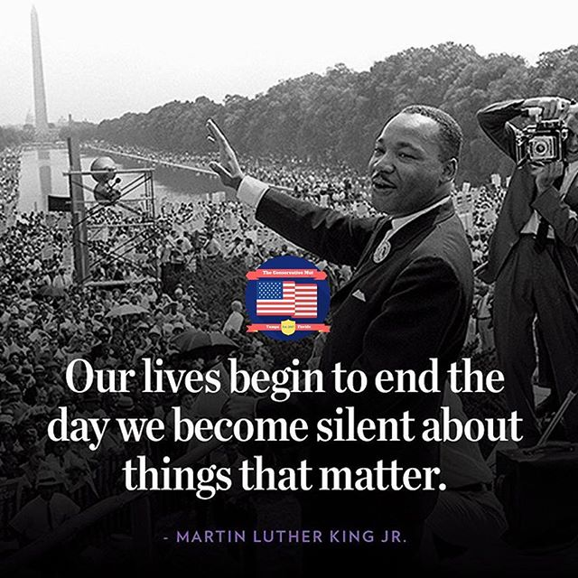 Today, we celebrate a true American hero, one that fought for a better tomorrow for us all. Rest In Peace, Dr. King. 🇺🇸