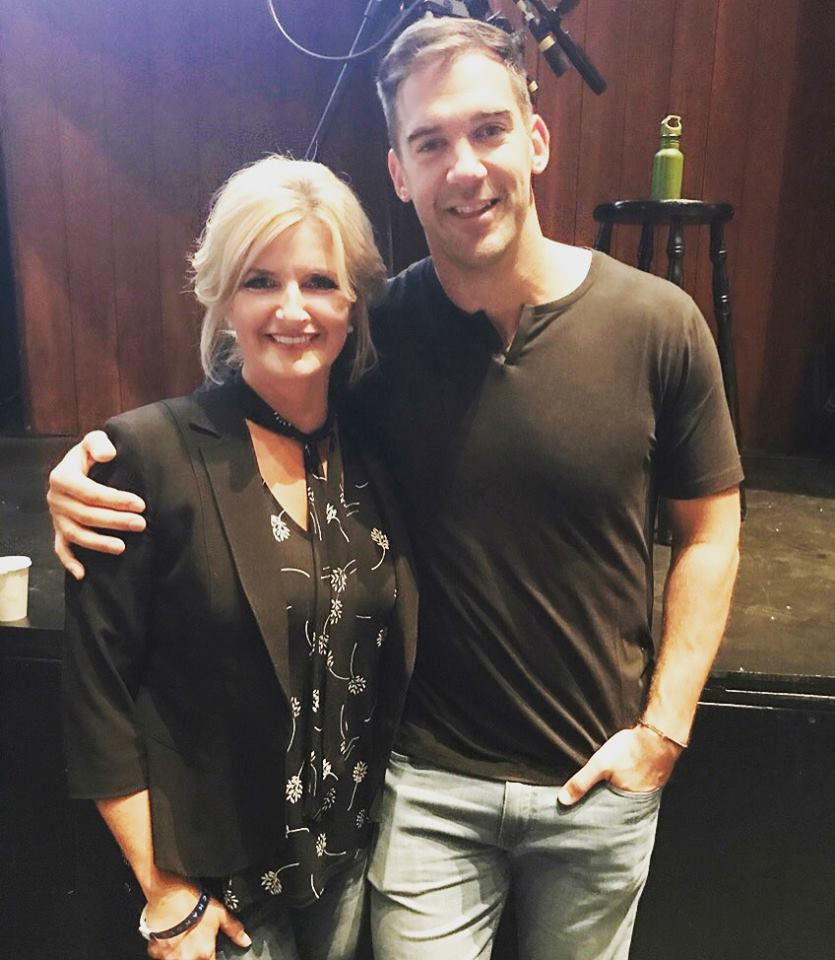 Meeting and learning from Lewis Howes. Best Selling Author and International Top Podcast Host of the School of Greatness.