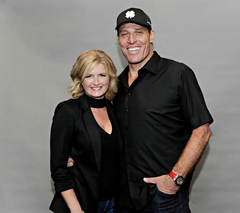 Tony Robbins - Power Of Success Conference, Ottawa, Ont. September, 2018.
