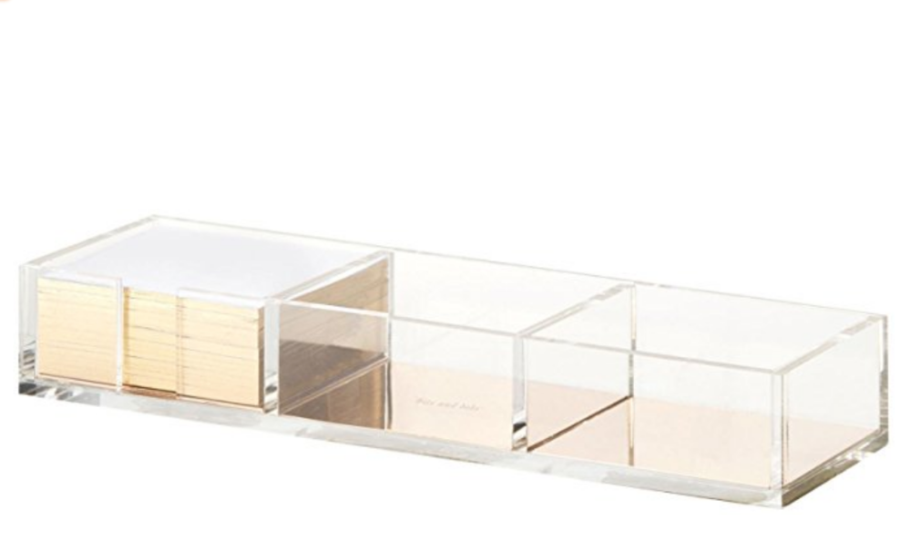 Love this   darling, easy-access box!   Great if you're sending notes frequently.