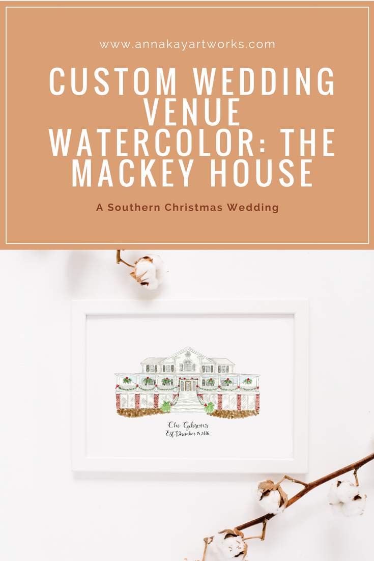 Mackey House Savannah GA Watercolor Venue Portrait Anna Kay Artworks.png