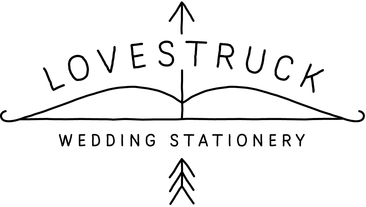 Lovestruck Stationery
