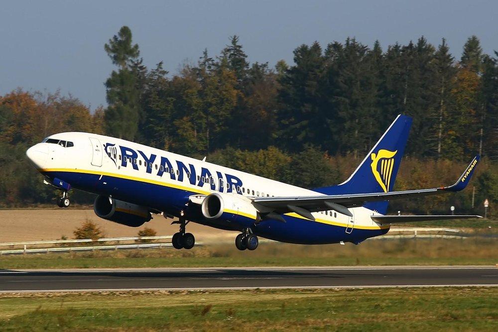 Image Credit: Ryanair