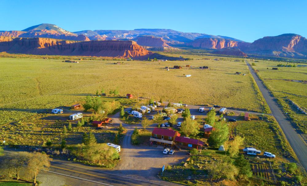 Rv Parks Utah Map.Sandcreek Rv Park And Campground