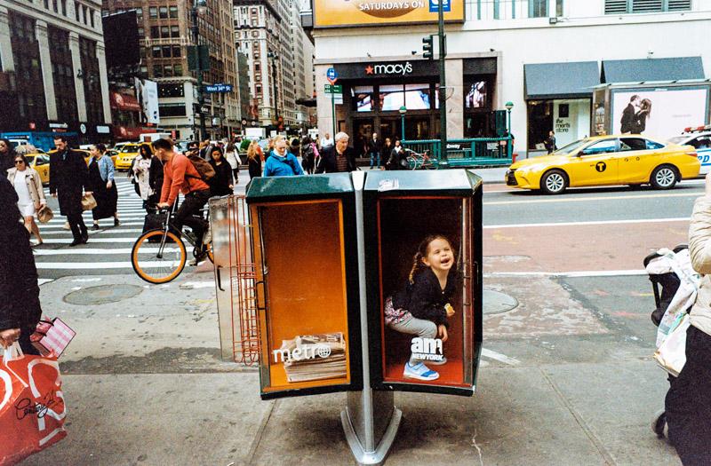 NYC Street Photographer Jorge Garcia
