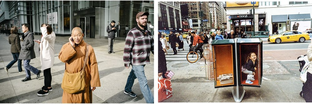 3 Day NYC Street Photography Workshop  -